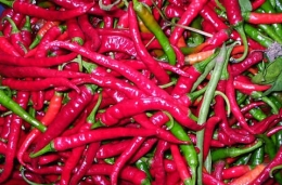 Piments (Cayenne et Black Pepper)